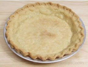 Single Pie CrustnbspRecipe