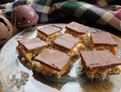 snicker bars Recipe