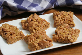 snickers crispix bars Recipe