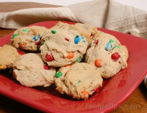 Sour Cream MM Cookies Recipe