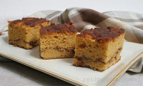 streusel coffee cake Recipe