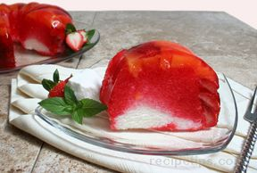 Summertime Gelatin Recipe