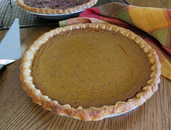 tasty pumpkin pie Recipe