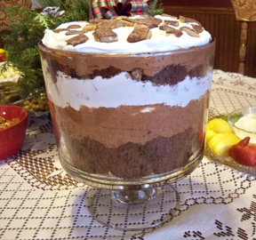 toffee bar trifle Recipe