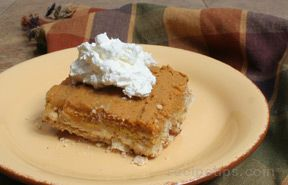upside down pumpkin dessert Recipe