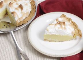 vanilla cream pie Recipe