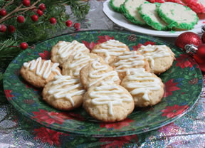 White Chocolate Coconut CookiesnbspRecipe