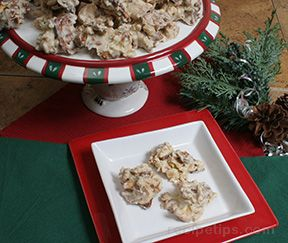 White Chocolate Jumbles Recipe