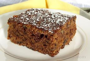 Zucchini Apple Cake Recipe