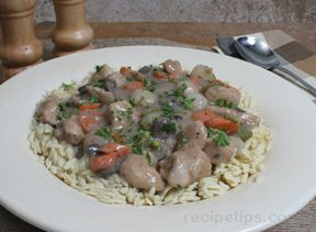 Chicken Bourguignon Recipe