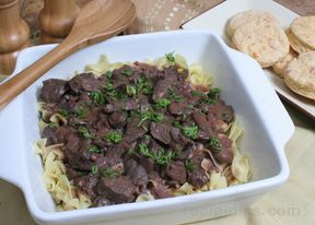 Easy Beef Bourguignon Recipe