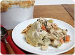 Classic Turkey Pot Pie Recipe