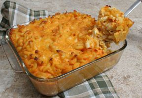 Macaroni and Cheese with a Healthy Twist