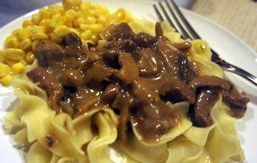 Slow Cooker Beef Stroganoff 5 Recipe