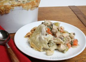 Classic Turkey Pot PienbspRecipe