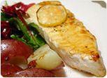 Fish Baked in Lemon Butter Recipe