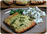 Mustard Grilled Salmon Recipe