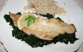 Filet of Sole Meuniere Recipe