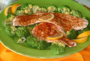 broiled whitefish Recipe