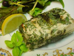 Grilled Fish with Herbs Recipe