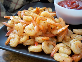 Seasoned Cocktail Shrimp