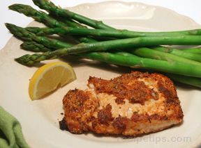 Spicy Salmon Fillets