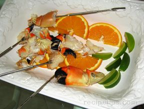 Stone Crab Claws Recipe
