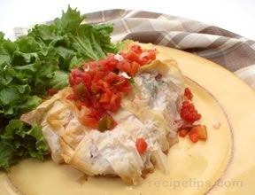 swordfish wrapped in phyllo Recipe