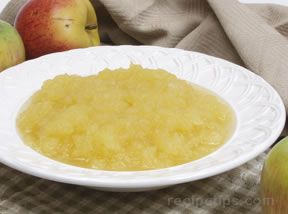 Simple Applesauce