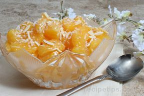 Fresh Orange Salad Recipe