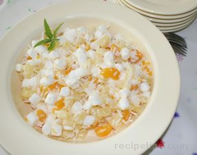 Yogurt Ambrosia Recipe