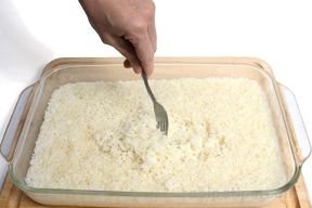 Baked White Rice Recipe