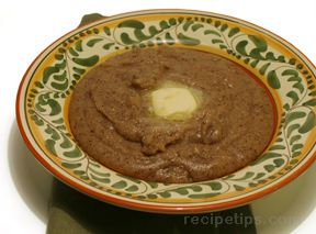 Buckwheat Polenta Recipe