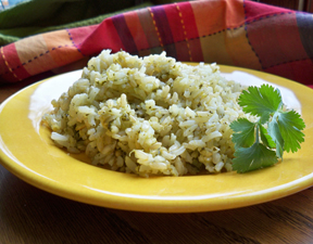 Mexican Style White Rice
