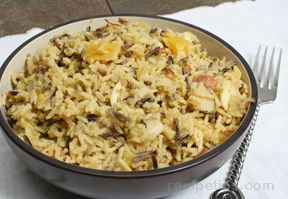 Orange Rice Pilaf Recipe
