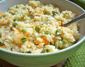 Vegetable and Rice Medley