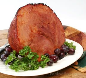 Ham with Honey Mustard Glaze