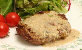 Blue Cheeseburgers Recipe