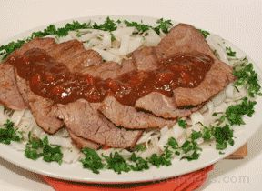 Bottom Round Pot Roast Recipe