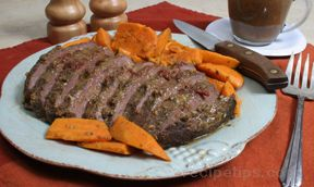Chipotle Beef BrisketnbspRecipe