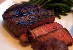 filet mignon broiled or grilled Recipe