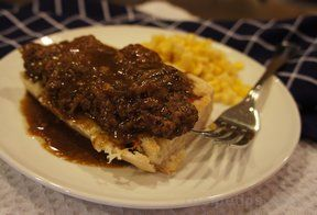 French Onion Cubed Steak