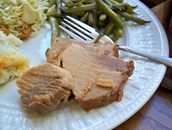 German Style Pork Roast