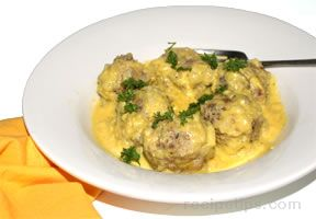 Greek-style Meatballs Recipe