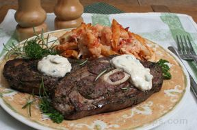 grilled lamb chops with rosemary Recipe
