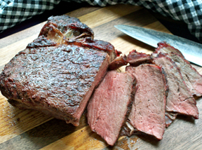grilled roast beef Recipe