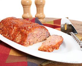 Gluten and Wheat Free Ham Loaf