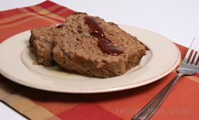 Simply Zesty Meat Loaf