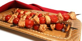 Southwest Pork Kebabs Recipe