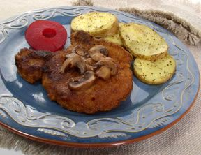 Party Pork Chops Recipe